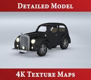Klasyczny Bentley 3d model