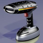 Hand Scanner 3d model