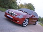 Mercedes C-Klasse Sport Coupe 3d model