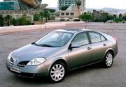Nissan Primera modelo 3d