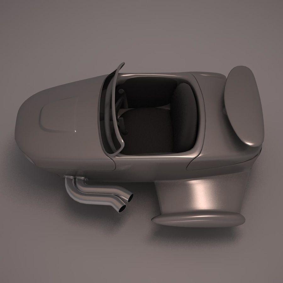 Aircraft royalty-free 3d model - Preview no. 15