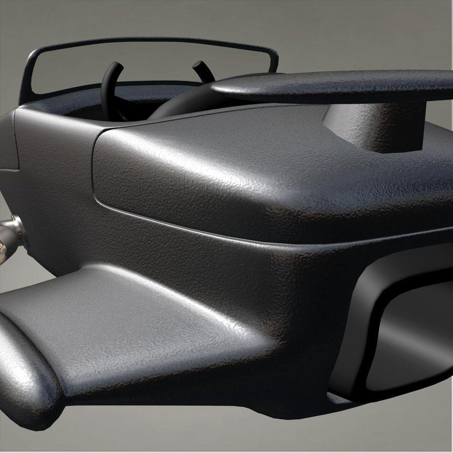 Aircraft royalty-free 3d model - Preview no. 28