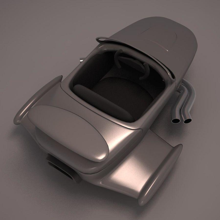 Aircraft royalty-free 3d model - Preview no. 14
