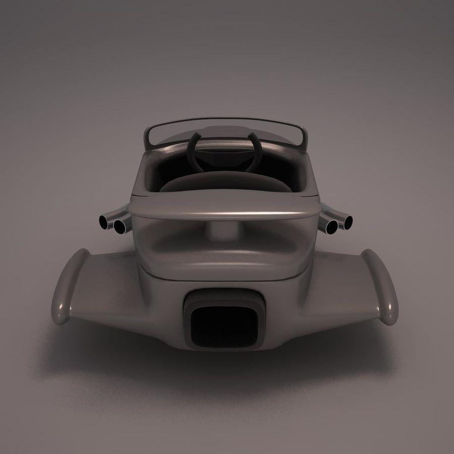 航空機 royalty-free 3d model - Preview no. 5