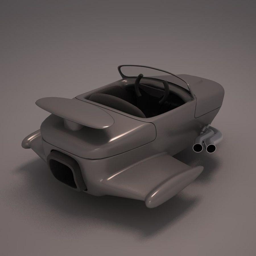 航空機 royalty-free 3d model - Preview no. 6