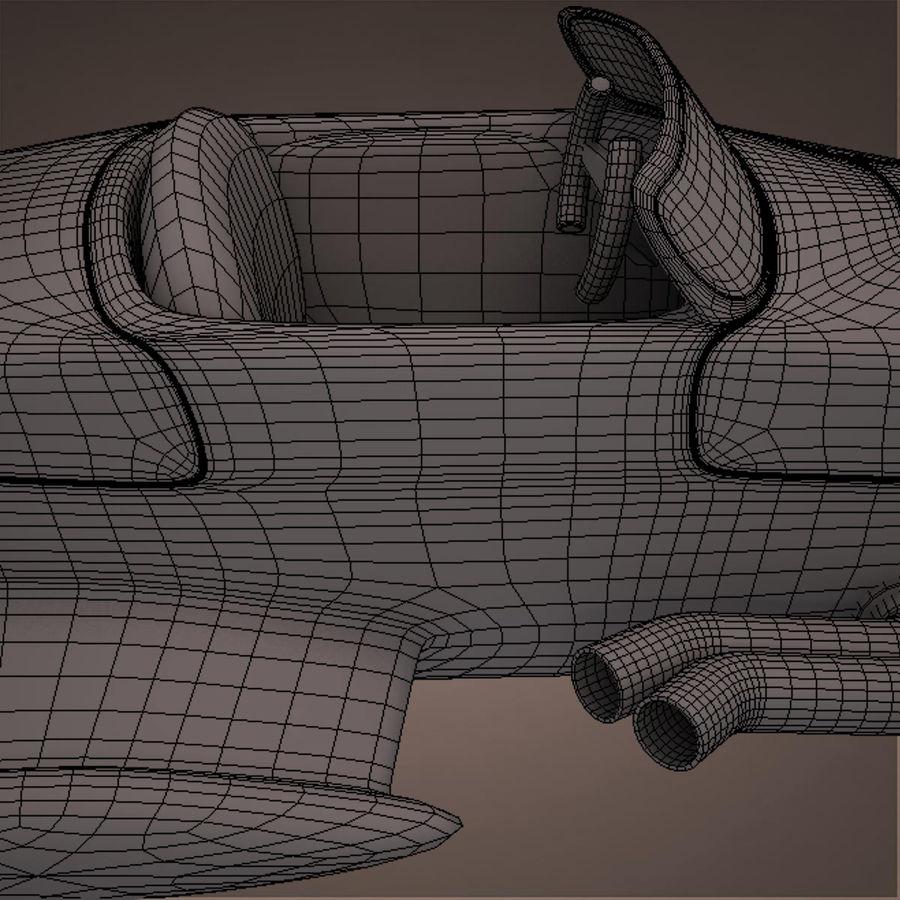 航空機 royalty-free 3d model - Preview no. 40