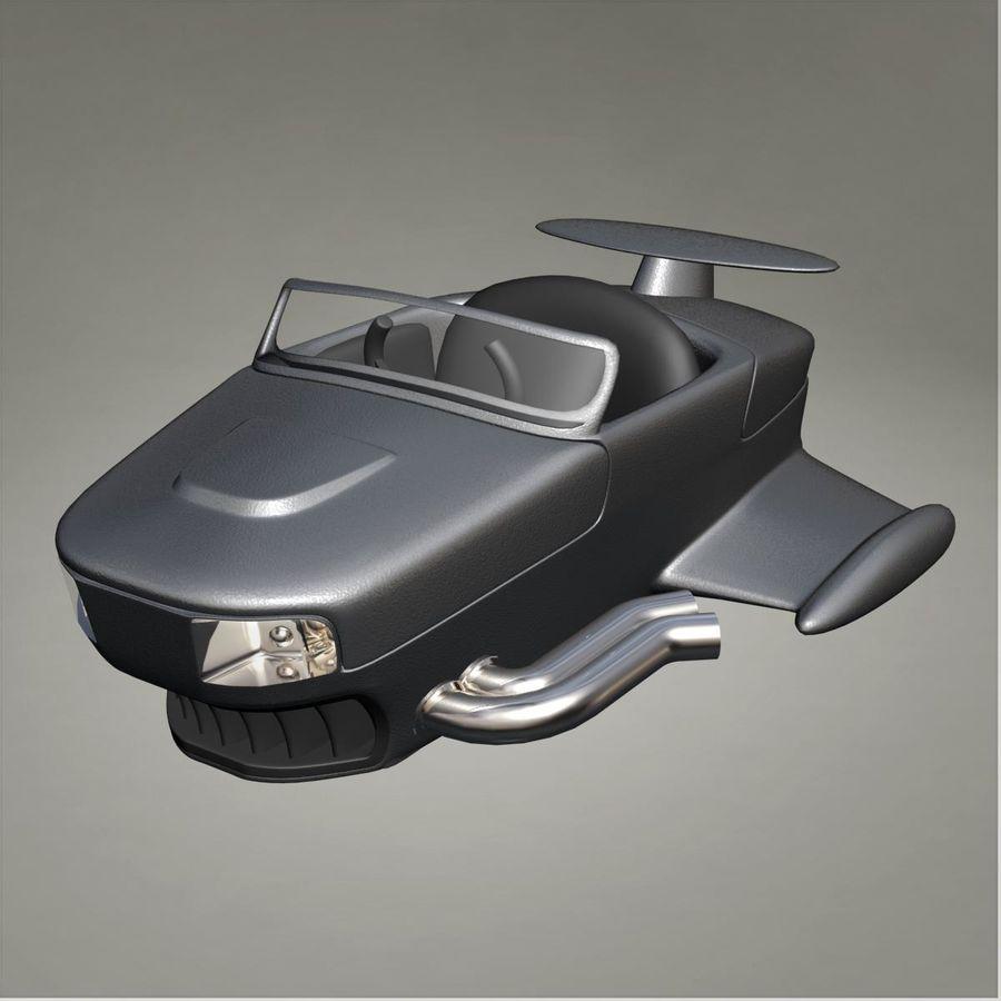航空機 royalty-free 3d model - Preview no. 16