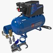 Compressore Campbell Hausfeld 3d model