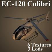 EC20 3d model