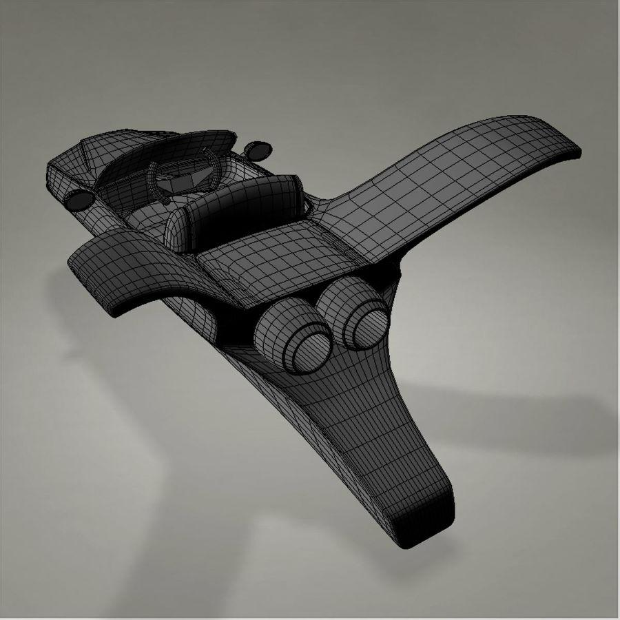航空機 royalty-free 3d model - Preview no. 18