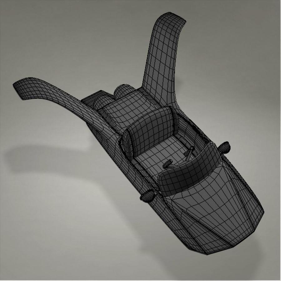 航空機 royalty-free 3d model - Preview no. 25