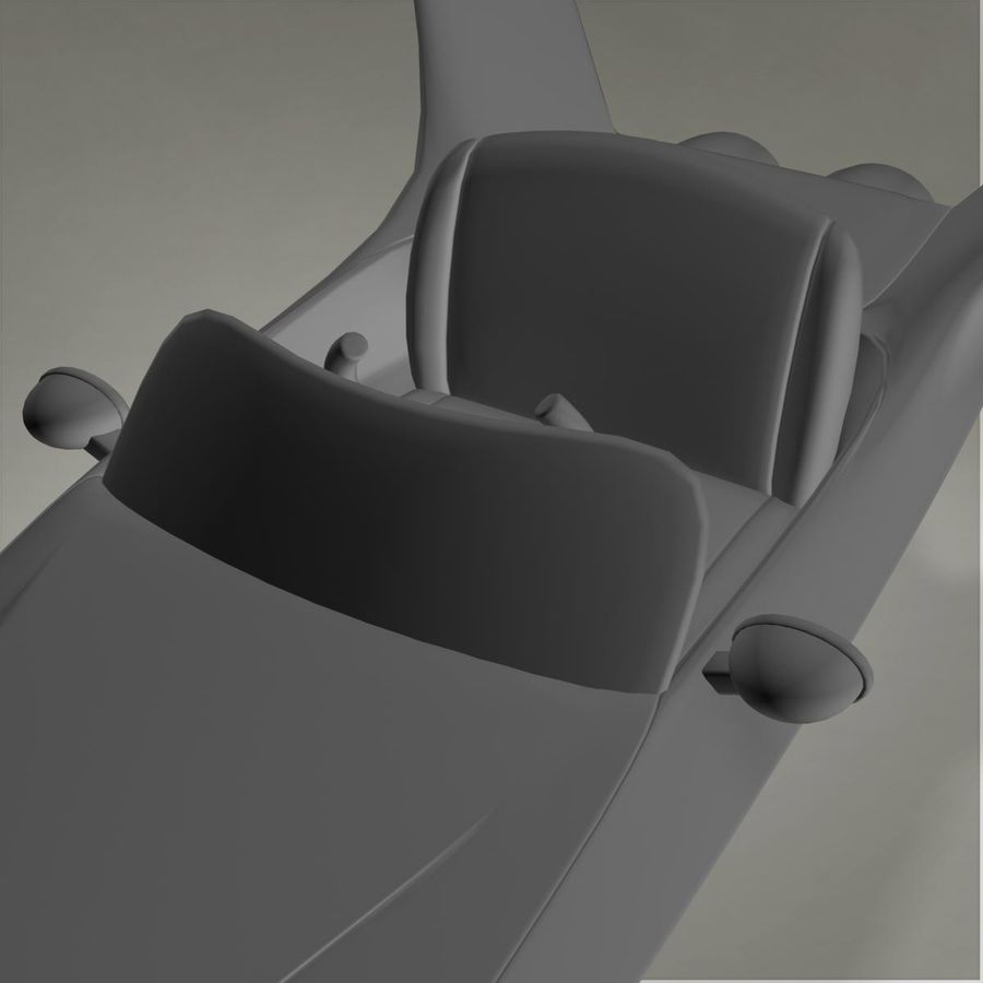 航空機 royalty-free 3d model - Preview no. 28