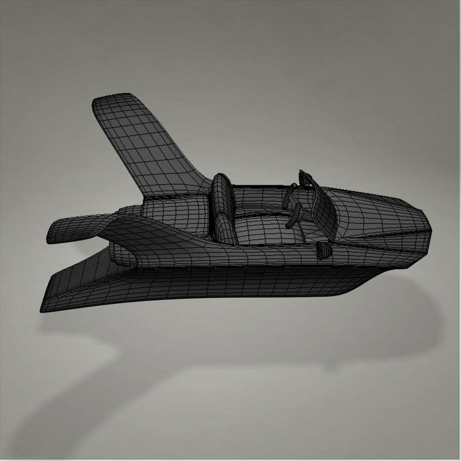 航空機 royalty-free 3d model - Preview no. 21
