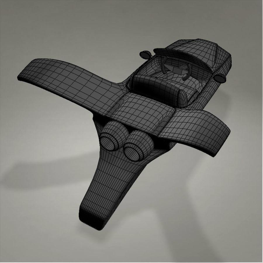航空機 royalty-free 3d model - Preview no. 20