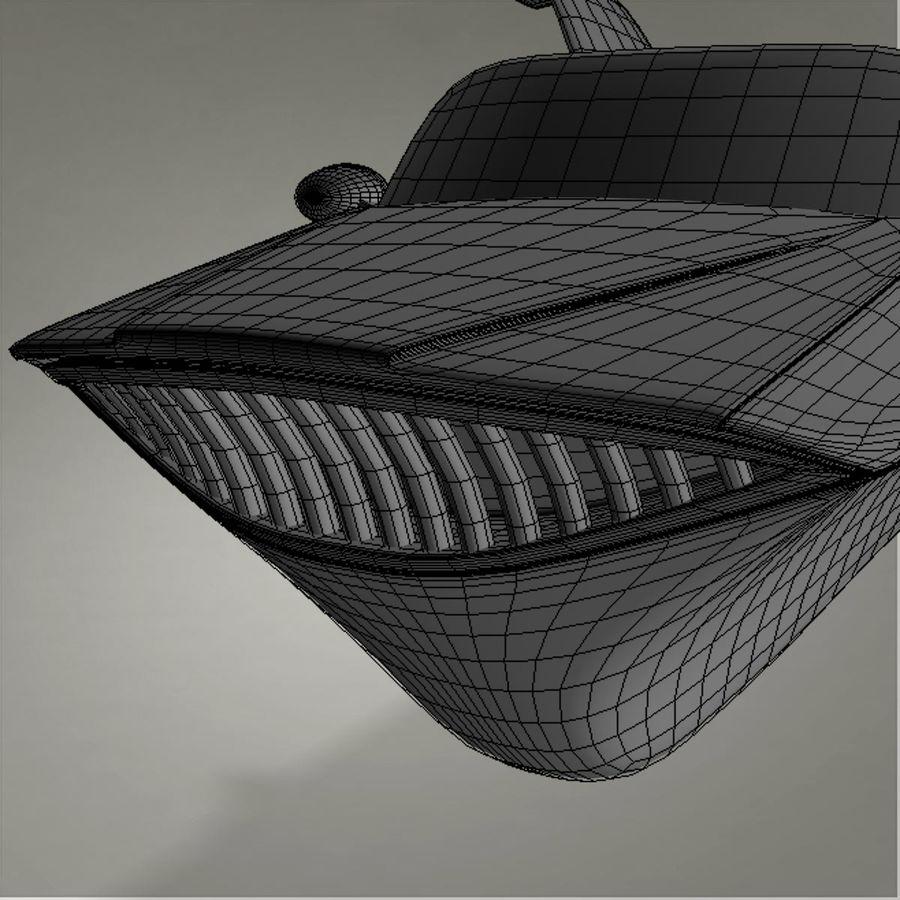航空機 royalty-free 3d model - Preview no. 29