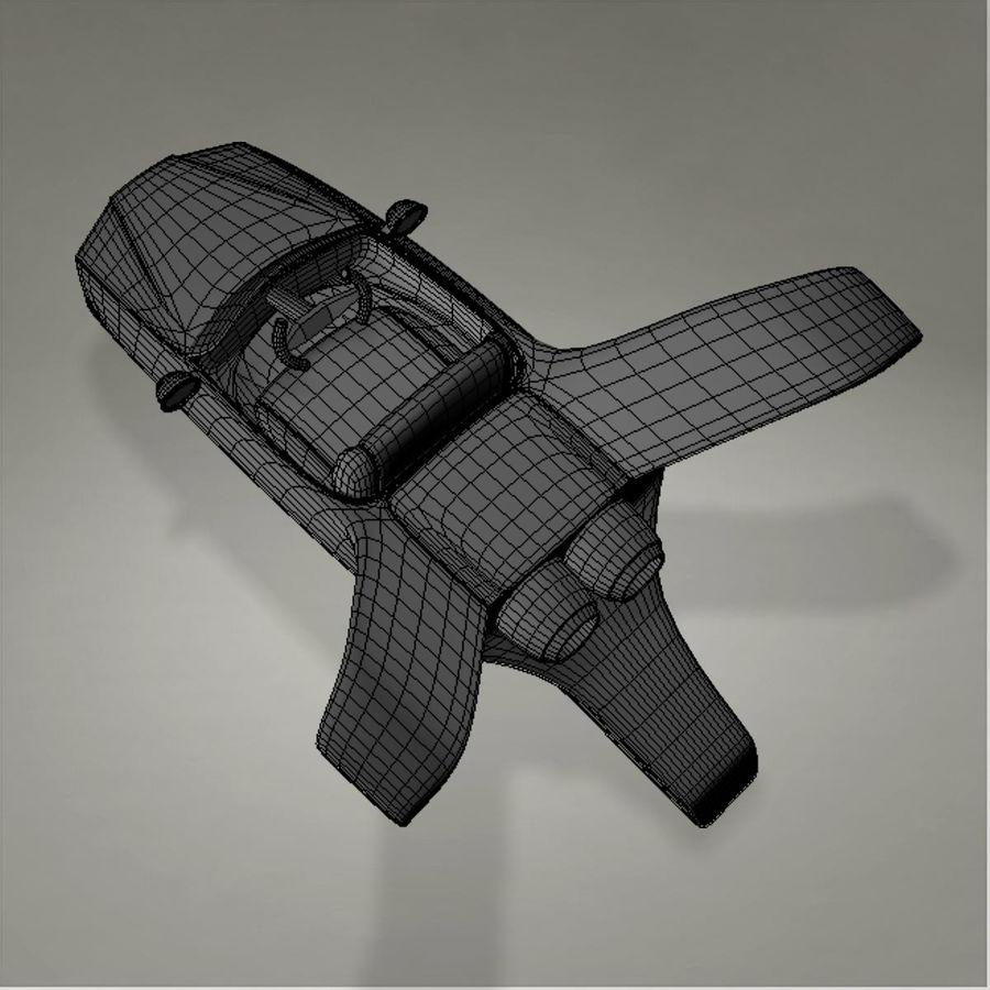 航空機 royalty-free 3d model - Preview no. 27
