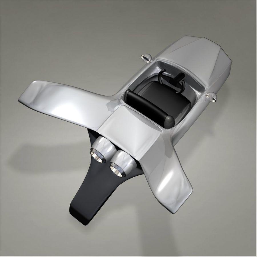 航空機 royalty-free 3d model - Preview no. 11