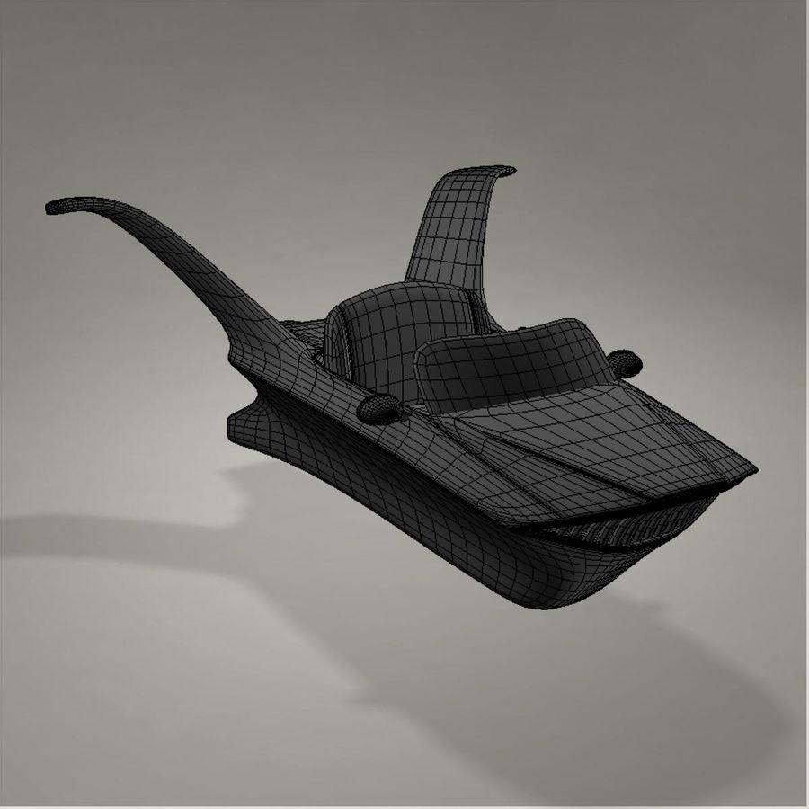 航空機 royalty-free 3d model - Preview no. 22