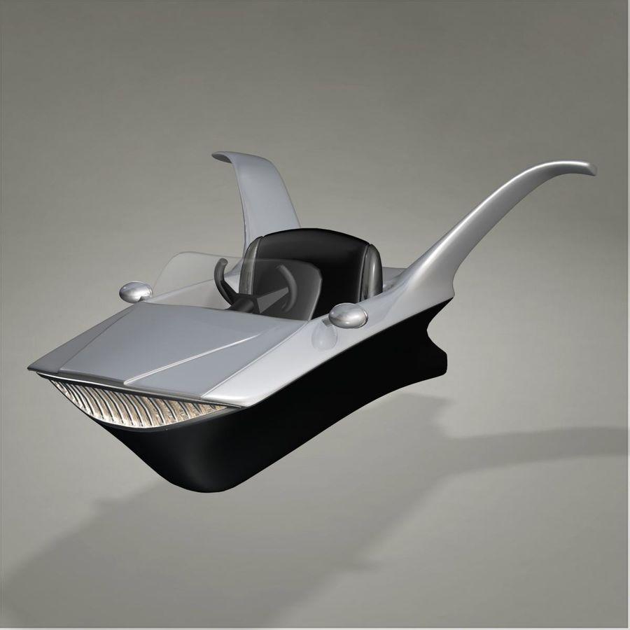 航空機 royalty-free 3d model - Preview no. 1