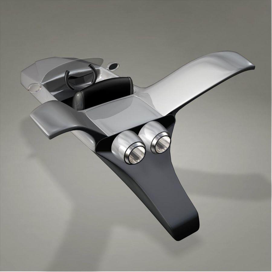 航空機 royalty-free 3d model - Preview no. 3