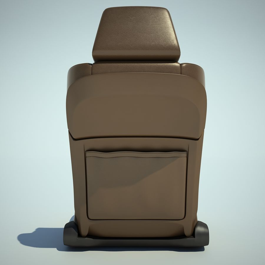 Auto Chairs 01 royalty-free 3d model - Preview no. 27