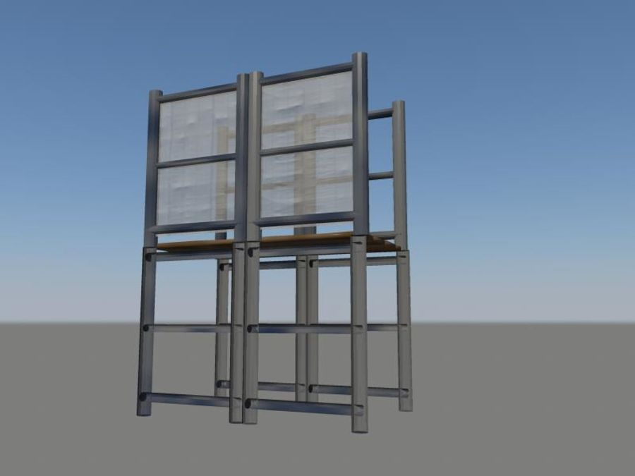 Industrial Kit Pack royalty-free 3d model - Preview no. 8