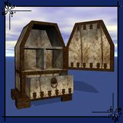 Bone-Box 3d model