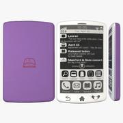 E-Ink Phone 3d model
