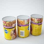 Pedigree Dog Food 3d model