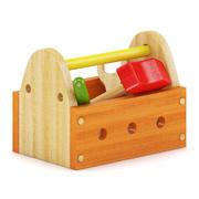Tools Box Toy 3d model