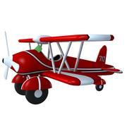 玩具飞机 3d model