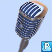 Shure Brother 55s 3d model