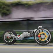 Electron Racer 3d model