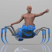 Arachnox the Spider Lord 3d model