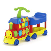 Träna leksak 3d model