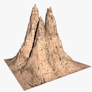Rock Desert 3d model