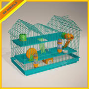Hamster Cage Big modelo 3d