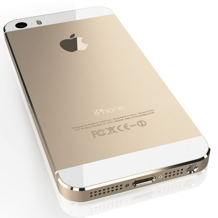 Apple Electronics Collection 2014 v1 royalty-free 3d model - Preview no. 16