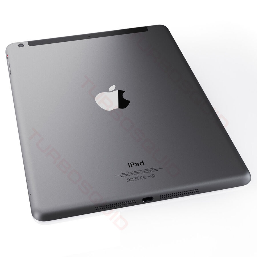 Apple Electronics Collection 2014 v1 royalty-free 3d model - Preview no. 46