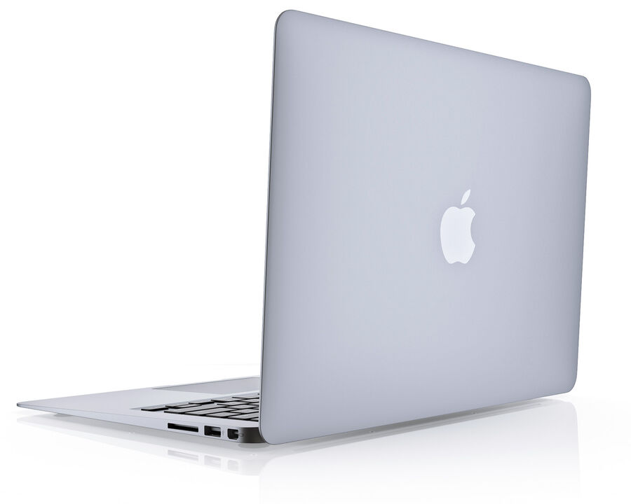 Apple Electronics Collection 2014 v1 royalty-free 3d model - Preview no. 96