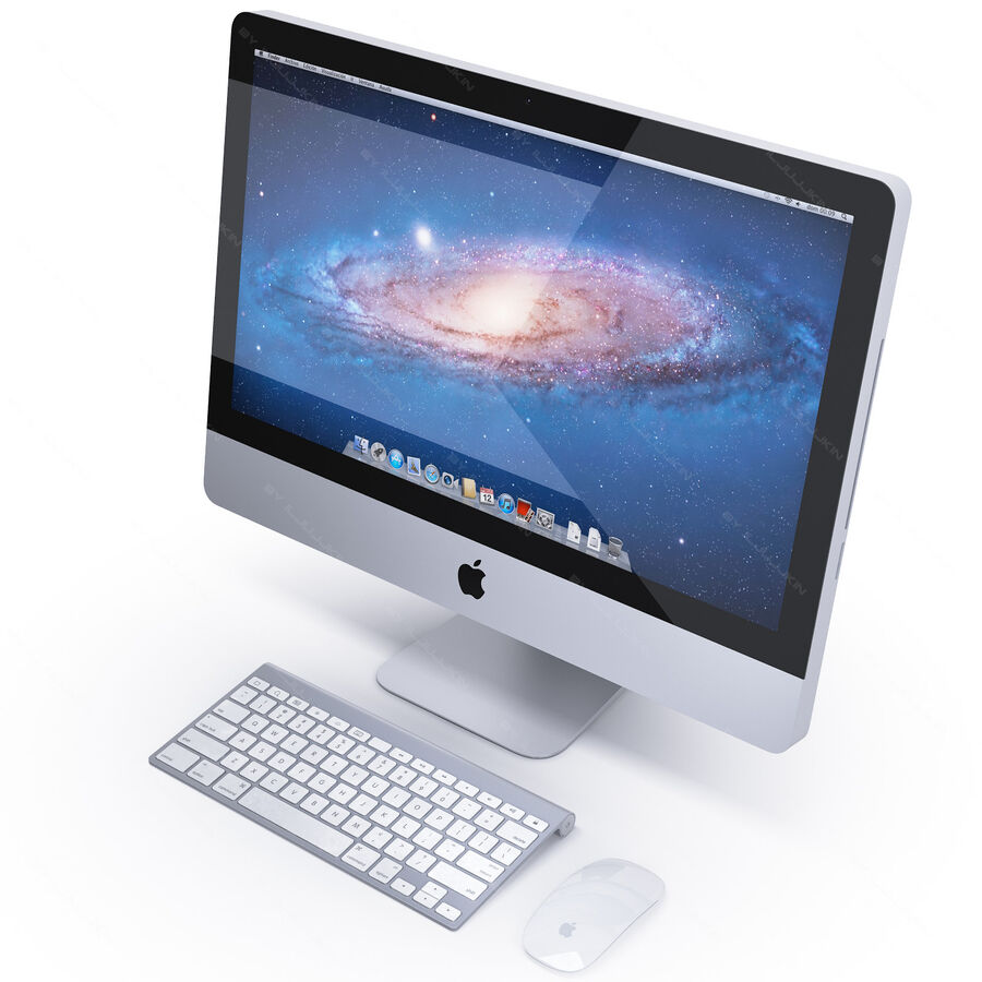 Apple Electronics Collection 2014 v1 royalty-free 3d model - Preview no. 128