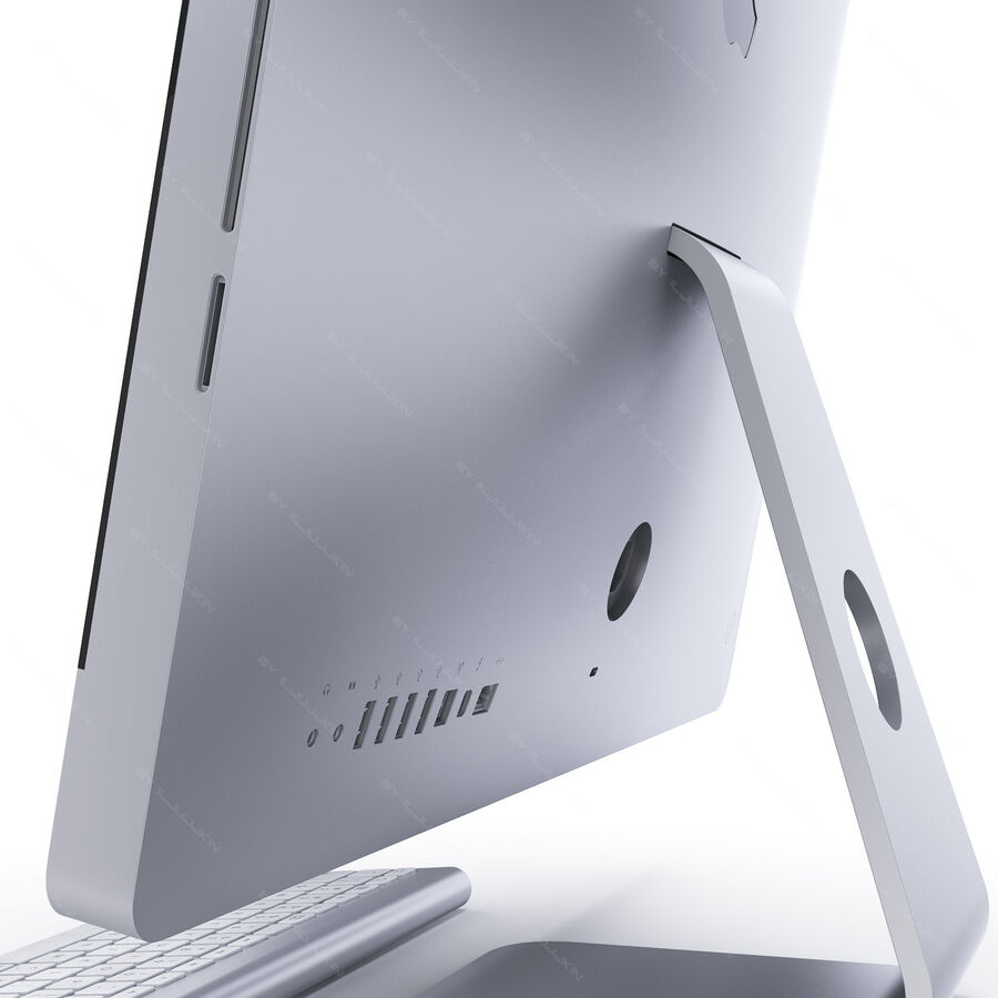 Apple Electronics Collection 2014 v1 royalty-free 3d model - Preview no. 131