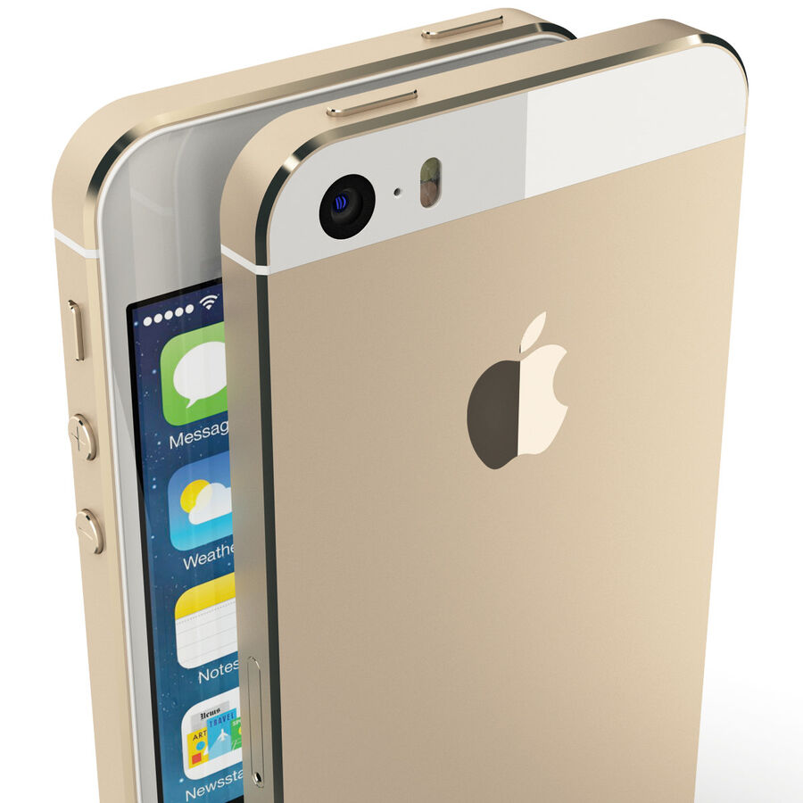 Apple Electronics Collection 2014 v1 royalty-free 3d model - Preview no. 11