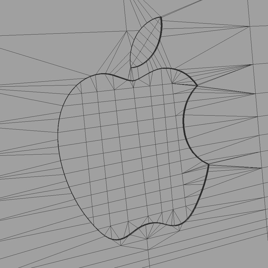 Apple Electronics Collection 2014 v1 royalty-free 3d model - Preview no. 142