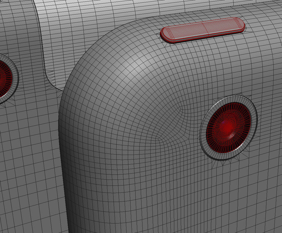 Apple Electronics Collection 2014 v1 royalty-free 3d model - Preview no. 82