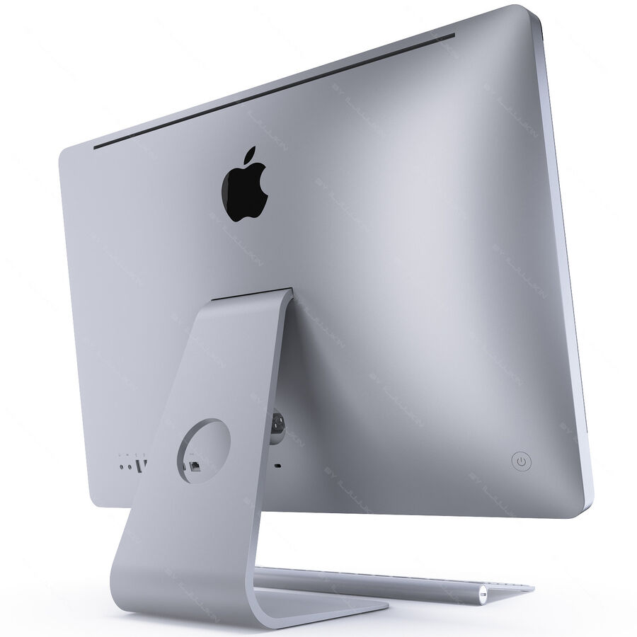 Apple Electronics Collection 2014 v1 royalty-free 3d model - Preview no. 122