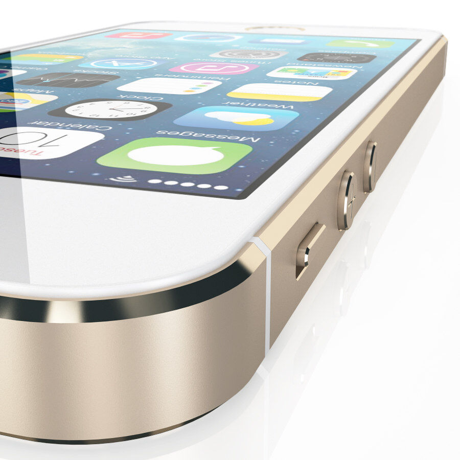Apple Electronics Collection 2014 v1 royalty-free 3d model - Preview no. 22