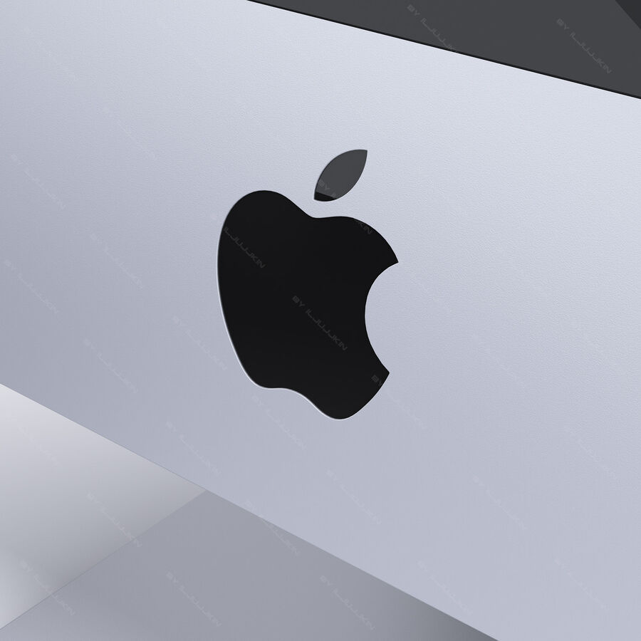 Apple Electronics Collection 2014 v1 royalty-free 3d model - Preview no. 135