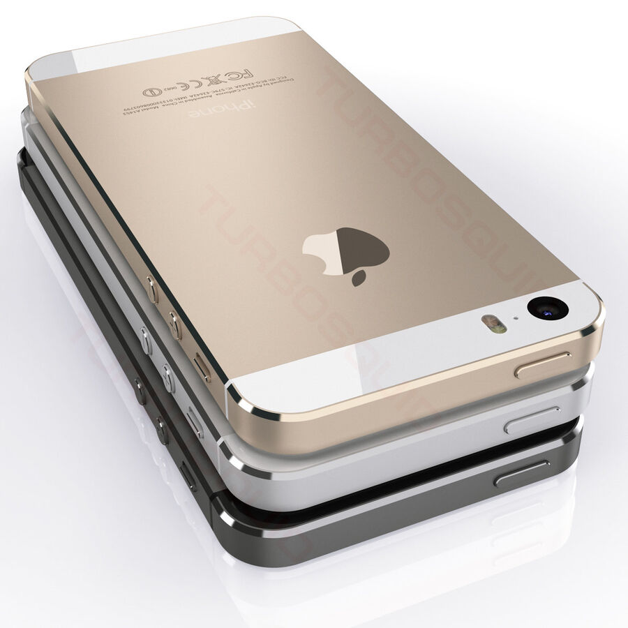 Apple Electronics Collection 2014 v1 royalty-free 3d model - Preview no. 7
