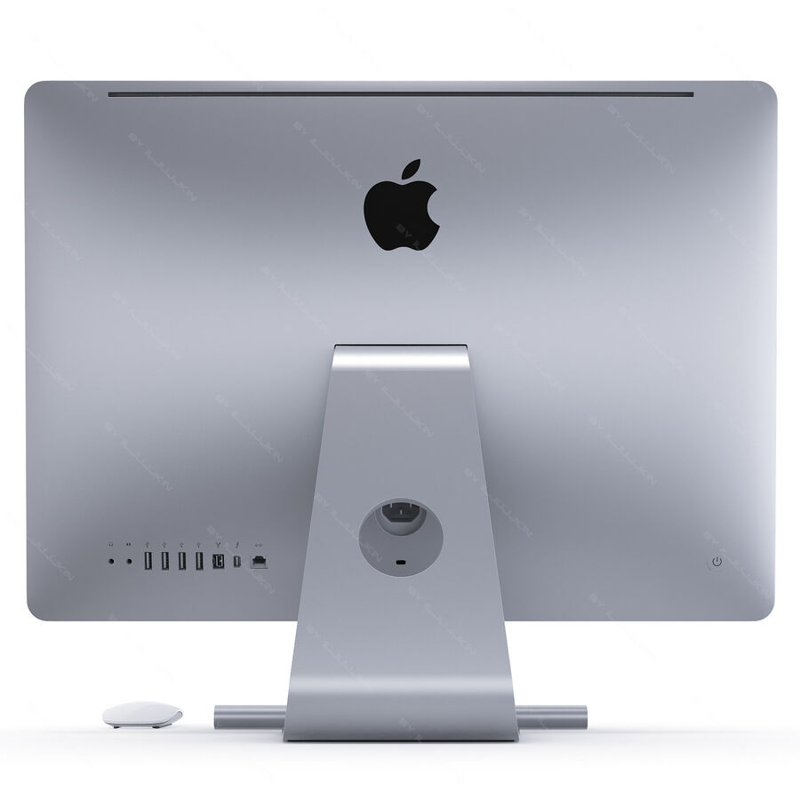 Apple Electronics Collection 2014 v1 royalty-free 3d model - Preview no. 126